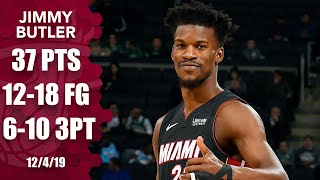 Jimmy Butler's 37 points vs. the Celtics sets a personal high with the Heat | 2019-20 NBA Highlights