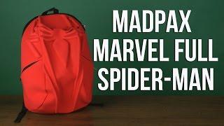 Розпакування MadPax Marvel Full Spider-man Red