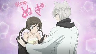 Tomoe and Nanami AMV - ♥ Funny and Sweet Moments ♥ - Touch My Body