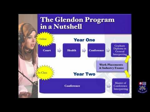 Training for Healthcare Interpreters at Glendon