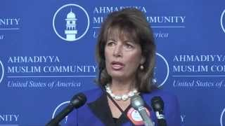 "Congresswoman Jackie Speier's (D-CA) remarks at ""Muslims For Life"" 9/11 blood drive"