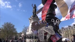 Paris : violences en marge du rassemblement République pour Shaoyo Liu