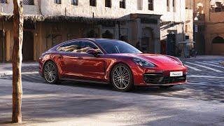 Новата Porsche Panamera 2021