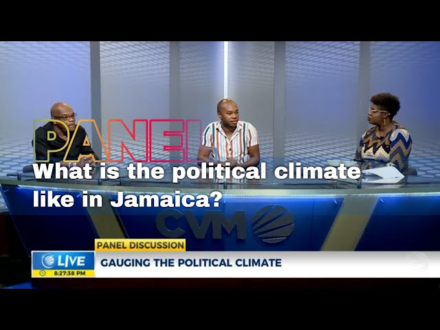 What Is The Political Climate Like In Jamaica? | Panel Discussion | CVMTV