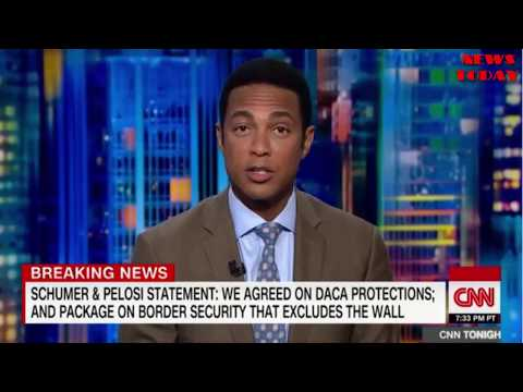 Schumer, Pelosi, Trump 'agree' to fix DACA, disagree on the details - NEWS TODAY