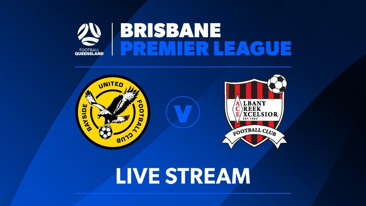 Brisbane Premier League R14: Bayside United vs. Albany Creek