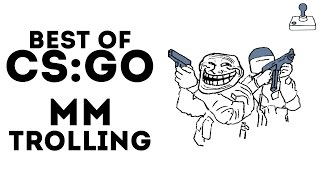 MM Trolling ✘ BEST of CS:GO |TheJimmyJohn