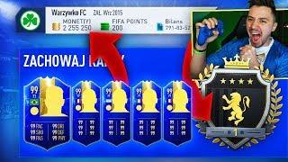 ŁOOO! Niesamowite NAGRODY za ELITĘ 1 😱 [28-2] FIFA 19 / DEV