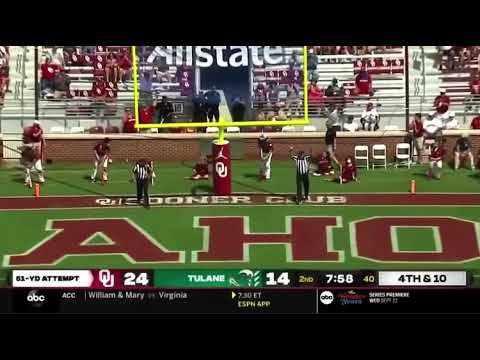 OU football: Gabe Brkic's game-winning field goal saves Sooners ...