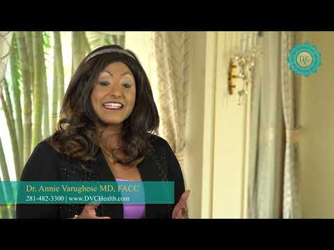 Dr. Annie Varughese | Treating Cardiovascular Diseases | IV Therapy and Vitamins