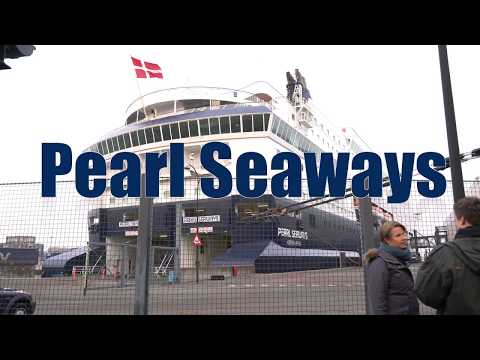 DFDS Pearl Seaways from Copenhagen to Oslo