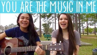 You Are The Music In Me | HSM 2 cover