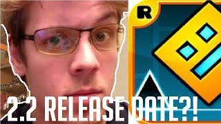 The True 2.2 Release Date... (joke)