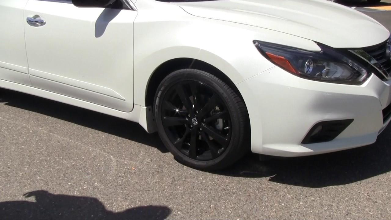Nissan Altima 2017 White Motavera Com