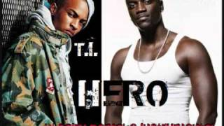 BEATS TIME: T.I (feat Akon) .- Hero  Instrumental Remake (by  Dj Sairu) N.C.N. E.B.