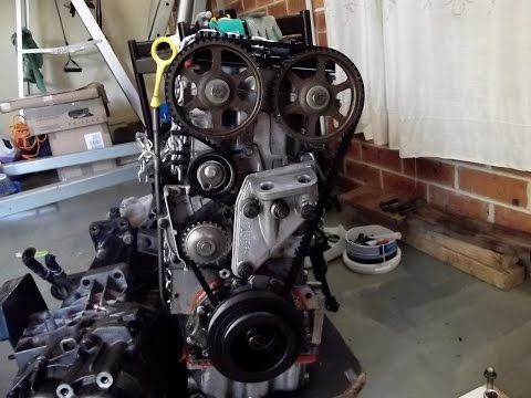 Removing a 1.8 K Series Rover Engine Freelander 18KF4
