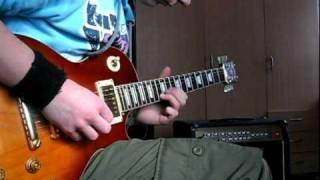 Download Guns N' Roses - November Rain Guitar Solo Cover Mp3 and Videos