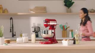 The KitchenAid® Pro 5™ Plus Series 5 Quart Bowl-Lift Stand Mixer | KitchenAid