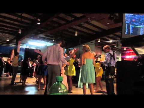 Baltimore Museum of Industry wedding - Poh Templin wedding - July 25th 2014