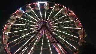 The Wheel Group: Giant Wheel LED Lighting System With a Few Tweaks