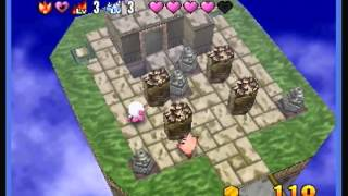 Bomberman 64: The Second Attack Speedrun - 1:19:08