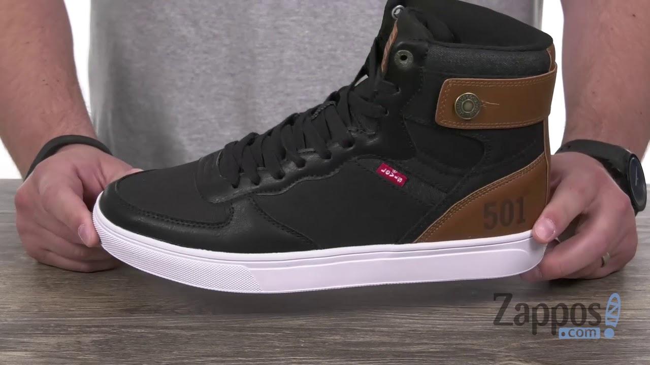 Levi's® Shoes Jeffrey Hi 501 Core SKU