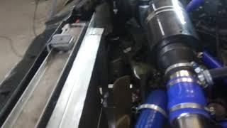 Съёмный диффузор на УАЗ патриот