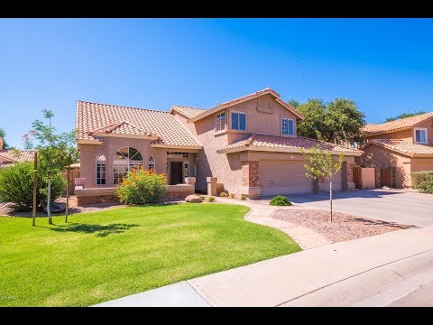 Chandler, AZ Home For Sale: 4 Bed 2.5 Bath Remodeled Home w/ Designer Backyard In Southern Meadows!