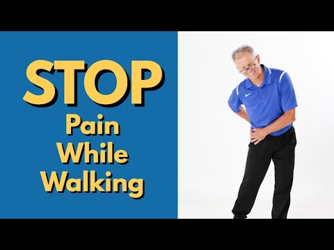 Single Best Hip Exercise to Stop Hip, Back, & Knee Pain While Walking