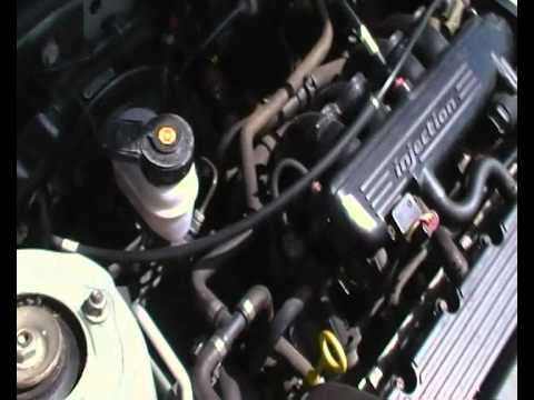 Rover K series tapping noise