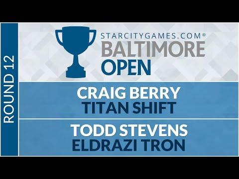 SCGBALT  Round 12  Craig Berry vs Todd Stevens