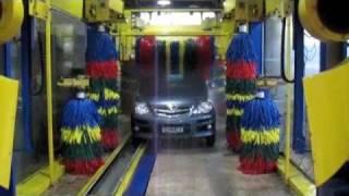 Flying Auto Carwash