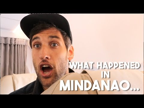 What Happened in Mindanao! (ft. Nico Bolzico, Raymond Gutierrez)