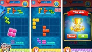 Quadris Duels Android Gameplay screenshot 2