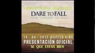 Dare To Fall - Some Words Left Aside Lyrics Inglés/español