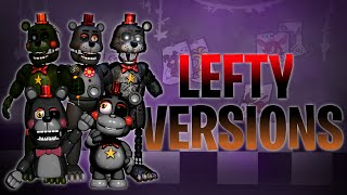 [Fnaf l Speed Edit] Making Lefty Versions 2.