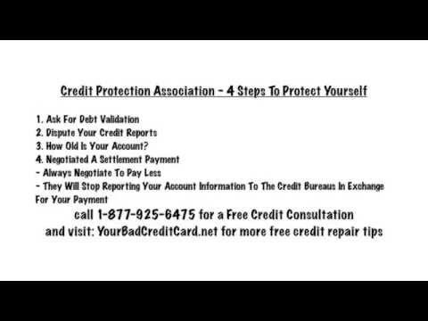 credit protection association (cpa) collection agency 4 steps tocredit protection association (cpa) collection agency 4 steps to protect yourself