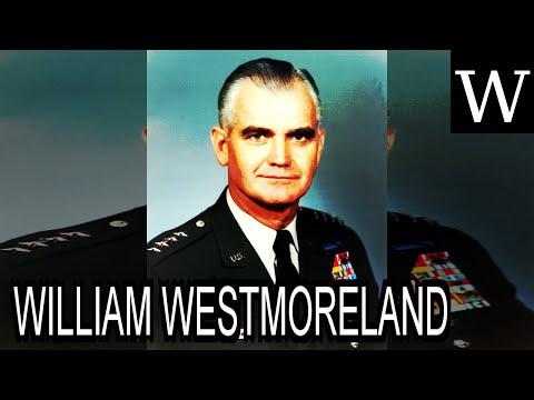 WILLIAM WESTMORELAND - WikiVidi Documentary