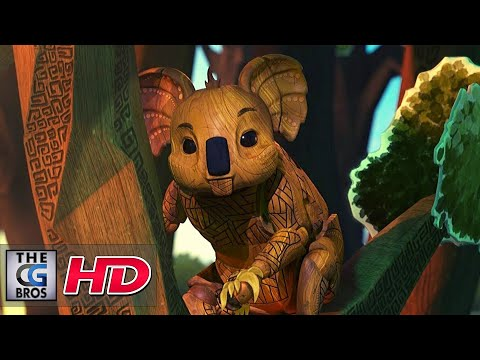 "CGI 3D Animated Short: ""In My Heart"" - by Pedro Conti 