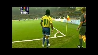 World has never seen no one better then Ronaldinho