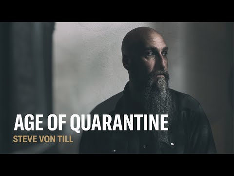 Age of Quarantine: Neurosis' Steve Von Till