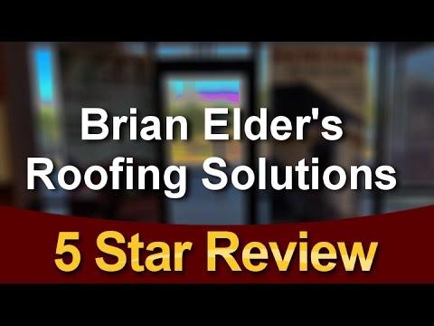 Brian Elders Roofing Solutions Memphis Reviews | Roofing Contractor Memphis  TN