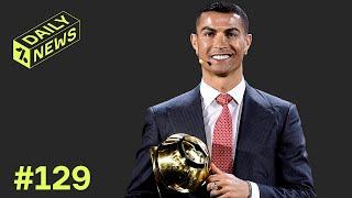 Cristiano Ronaldo holt Preise! Messi  Zukunft offen!