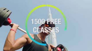 Dubai Fitness Challenge 30x30 | See the city in action