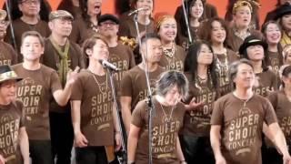 Thou Oh LORD / Super Choir 2016