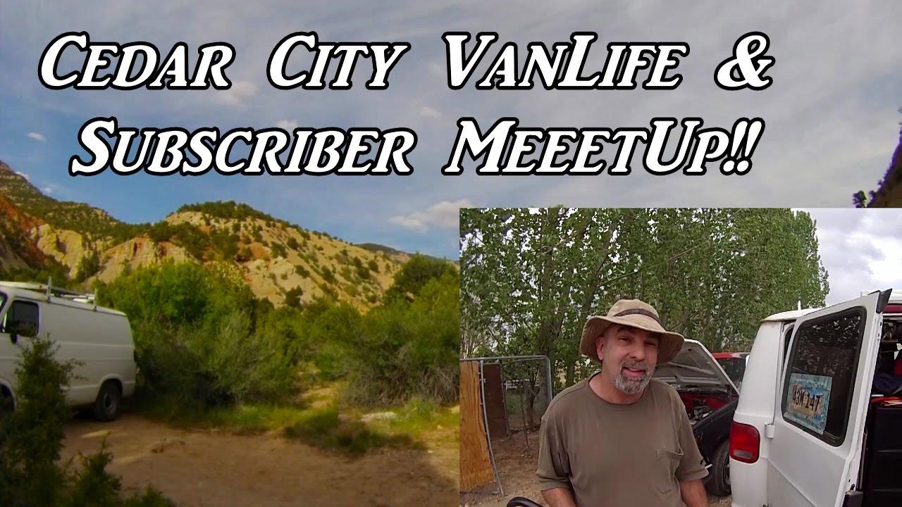 cedar-city-utah-vanlife-subscriber-meetup-on-the-road