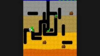 (Arcade) Dig Dug