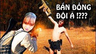 Linh Zuto bị KHÓA ACCOUNT PUBG vì bắn đồng đội =)) HAHAHAHA
