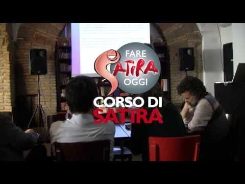 Corso di SATIRA a Roma (Parte II)