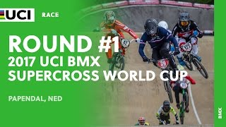 2017 UCI BMX Supercross World Cup - Papendal (NED) / Day 1